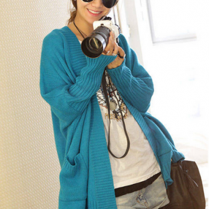 Long cardigan sweater loose sweater..
