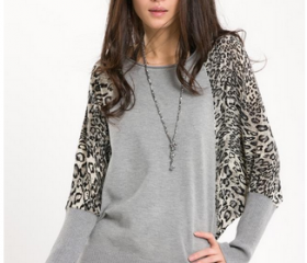 Fashion Women Leopar..