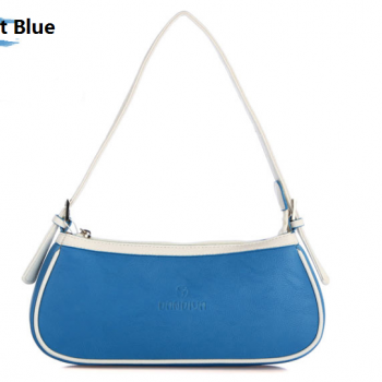 Candy-colored casual ladies shoulder hand bag